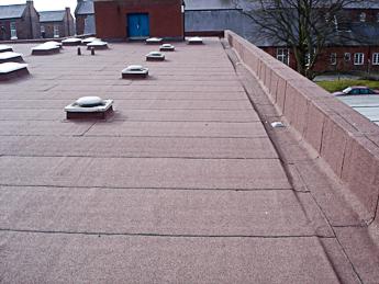 Bituminous Felt Membranes Roofers Sheffield