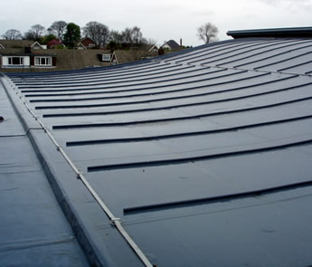 Single Ply Roofing Applications By Malden Roofing Sheffield